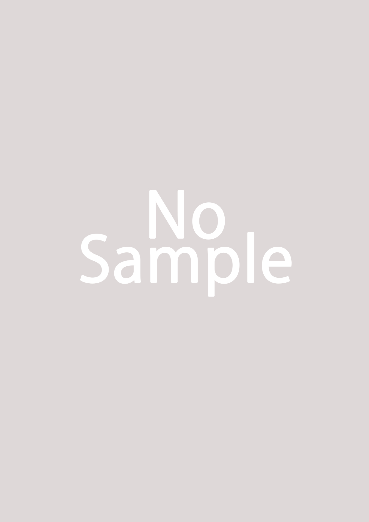 nosample